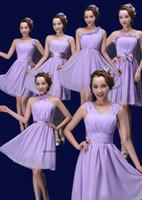 Cheap lavender Bridesmaid Dress Best cheap brideamaid dresses