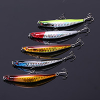 Wholesale NEW Fishing Metal baits Fishing Lure Blade Lure VIB Hard Bait Fresh Water Shallow Water Bass Walleye Crappie Minnow Fishing Tackle