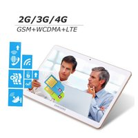 Wholesale Octa Core inch IPS Tablet PC G LTE Android OS Mobile G WCDMA GSM Sim Card GB RAM X1600 IPS GPS