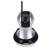 access web camera - FUJIKAM HD P IP Camera Webcam Surveillance Monitor Cloud Network Wireless Phone Access Pan Tilt IR CUT Webcam Web FI order lt no tr