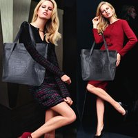 Cheap Hot New Women Synthetic Leather Bags Designer Handbag Vintage Fashion European Style Bag Leather Bags SV05