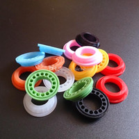 rubber o ring - Silicone O ring colorful silicon Seal replacable O rings replacement rubber Orings for Aspire Altantis and Aspire Nautilus RBA Tank atomizer