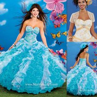 Cheap Turquoise Quinceanera Ball Gowns Dresses Best Sweetheart Quinceanera Ball Gowns Dresse