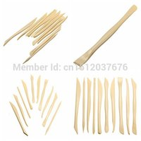 bathroom pottery - New DIY Plastic Clay Modelling Play Dough Pottery Tools for Model Sculpture Making