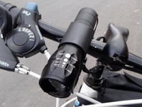 bicycle led light watt - Fashion Hot Bicycle Light Watt Lumens Mode CREE Q5 LED Bike Light lights Lamp Front Torch Waterproof lamp Torch Holder