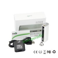 Wholesale iSmoka Eleaf istick W Mod variable wattage voltage mAh Battery istick Mini box mod VS iStick mini W W W Mods E Cig
