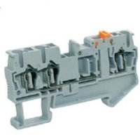 allied electric - UPUN switch spring type terminals UJ5 SK Shanghai Electric genuine allies