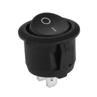 auto button press - 2015 New Promotion On Off Self Latching Press Buttons Rocker Switch Toggle for Car Auto Boat