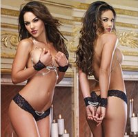 Wholesale sexy lingerie hot sex teddy G thong erotic lingerie pole dance European American ladies sexy lace lingerie sexy costumes
