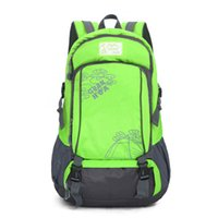 Wholesale 6 Colors Hiking Backpack Maleroads L Waterproof Women Men Travel Backpack Outdoor Camping Mochilas Climbing Bagpack Sport Back Bag