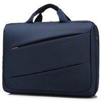 backpack computer case - 17 inch Large Space Laptop Shoulder Bag For Macbook Dell Lenovo Notebook Computer Messenger Case Bag