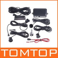 Wholesale Colored LED display Car parking sensor Back up radar Parking Sensors LED Car Backup Reverse retail and