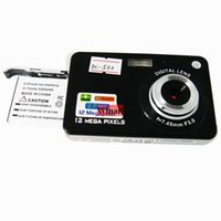 Wholesale promotional MP max MP sensor x digital zoom and inch screen digital camera with li battery