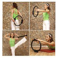 Wholesale New Pilate Ring PILATES MAGIC Fitness Circle Yoga