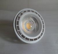 Wholesale 12Watt AC DC V AR111 G53 base COB LED Light bulb lamp reflector replacement w Halogen Spot