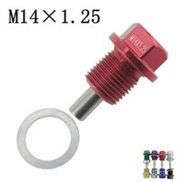 Wholesale Racing M14X1 Magnetic Oil Drain Plug Oil Drain Sump Nut for Ford