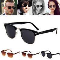vintage frames - Hot Sales Unisex Womens Mens Retro Fashion Frame Sunglasses Vintage GX21
