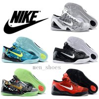 original best shoes - Nike KOBE ELITE Perspective Basketball Shoes Men s New Kobe IX Low Cut Original Cheap Best Trainers Sneakers Shoes With Box