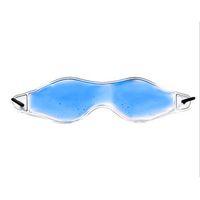 Wholesale Sleep Mask Brands - Eyes Masks 2016 New Top Brand Ice Compress Gel Aid-sleeping Eye Care Eye Shield Blinder Blue Eye Care For Sale