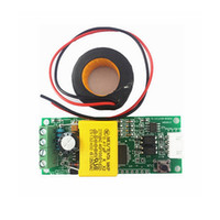 Wholesale Mini Multifuncion power energy amp voltage monitor meter communication module with CT coil AC V A