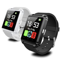 smartphone watches - 1 quot LCD Capacitive Screen Bluetooth U8 Smart Watch Wrist Watches Smartwatch for iPhone Samsung S5 NOTE Andriod Smartphone Tablet PC