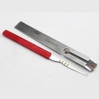 auto making - 100 original lishi lock pick toy43 for Toyota Camry locksmith tools lock pick tools made in china