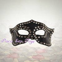 adult halloween costumes - Studded Queen Mask Dominatrix Costume Sex Mask for Halloween Party Adult Games Couple Sex Toys