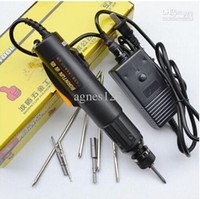 Wholesale Automotive tools fully automatic electric screwdriver V power granted in line electric screw