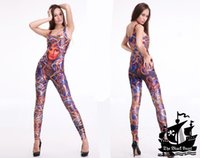 Cheap HOT 2013 SEXY Fashion Cleopatra Catsuit Teddy Overall Clothes Club Costume Jumpsuit For Women