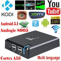 android free movies - XBMC KODI Full Loaded KI Plus Amlogic S905 Internet Smart TV Set Top Box k With Free Movie Android Quad Core Digital TV Box