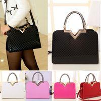 burberry - Hot Sales Women Lady Handbag Shoulder Bags Tote Purse Leather Ladies Messenger Hobo Bag BX137