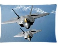 air force raptor - Custom U S Air Force F Raptor In The Sky Printed for Inches Pillow Case Cover Cool Design Pillowcases