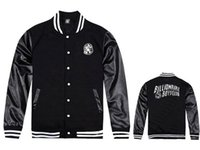 bbc shipping - Fall baseball jacket men varsity letterman college bbc icecream billionaire boys club winter dress