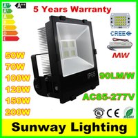 led floodlights - Cree XPE W W W W W W W Led Flood Light Outdoor LED Floodlights Lighting Lamps Warm Cool White Years Warranty
