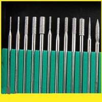 Wholesale IMC New Manicure Pedicure PRO Electric Nail Drill Bit SET File Shank order lt no track