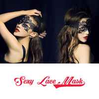 Wholesale Fashion Lace mask party mask Halloween Exquisite Masquerade Party Half Face Mask Woman lady Sexy Mask For Christmas cosplay costume