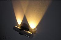 led wall light - Modern W LED Wall light restroom bathroom bedroom reading wall lamp hotel mirror light lamp lights home decor