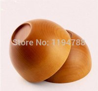 baby environment - Environment Friendly coconut Wood bowl japan tableware wooden unscented origin of Vietnam to baby children