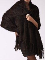accessories mink coat - women mink fur shawl stole shrug poncho cape robe tippet amice wrap coats