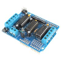 arduino motor shield - L293D Motor Control Shield Motor Drive Expansion Board for Arduino Motor Shield DBP_204
