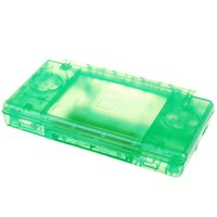 Wholesale 421270 chenbyi Full Replacement Housing Case with Buttons Screws Stylus for NDS Lite Translucent Green