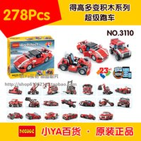 architect gift - New decool bricks Toy building blocks in amp in sports car Architect plane Compatible with Legoe gift boy