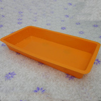 FDA baking cake - Premium FDA Silicone Cuboid Muffin Candy Jelly cake Mould Mold Baking Pan Tray Bakeware Baking Tools Baking Tools