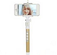 Wholesale 2014 New Professional Bluetooth Handphone Shutter Controller Handphone Clip phone holder mini Tripod for smartphone camera tablet