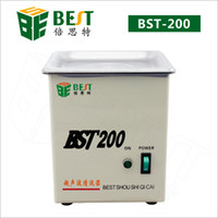 Wholesale BST Stainless Steel Ultrasonic Cleaner Ultrasonic Cleaning Machine Capacity L mm V W order lt no track