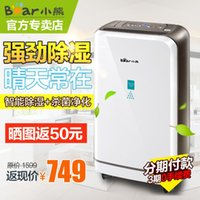 Wholesale Dehumidifiers household mute Bear Winnie CSJ A02G1 basement dehumidifier dehumidifier machine moisture