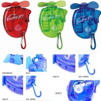 Wholesale Summer creative promotional gifts portable handheld mini spray fan spray fan manufacturers in Shenzhen