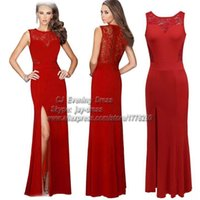 Cheap red fishtail dress Best prom dresses under 50