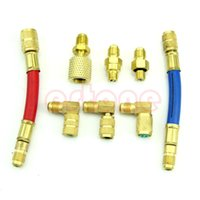 air tool coupler - New tool for R134A R12 Car A C Air Conditioning Refrigeration Connector Adapter Coupler