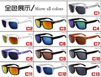 Wholesale New Men s Sports Sunglasses Brand Designer Holbrook Driving Cycling Eyeshade for Men
